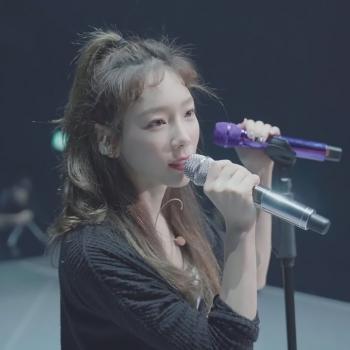 [나는탱구다🎤] 태연 - 사계 (rehearsal ver.) @'s...one concert
